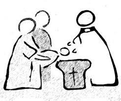 Taufkleid Symbol